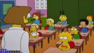 Os Simpsons – O Diretor E O Soldado Clip1