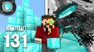 HermitCraft 6: 131   Making 1000 DIAMONDS in ONE day!