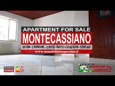 Immobiliare Caporalini real-estate agency - Apartment - Ad SS656 - Video