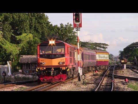 SRT Southern Line Special Exp 45 Part 2 Phatthalung ⇒ Padang Besar รฟท พัทลุง  ⇒ ปาดังเบซาร์