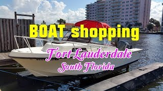 Boats For Sale - Fort Lauderdale, South Florida
