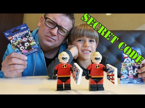 Lego Toys Bags Secret Code - Disney Toys R Us Shopping