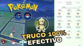 Smeargle  - (Pokémon) - ¡TRUCO COMO CONSEGUIR A SMEARGLE SIEMPRE! - ¡POKEMON GO!