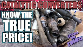 How Much Is A Catalytic Converter Worth? Scrap Recycling Guide