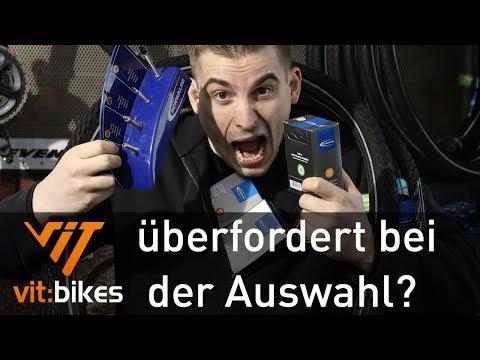 Richtigen Schlauch und Reifen wählen - vit:bikesTV