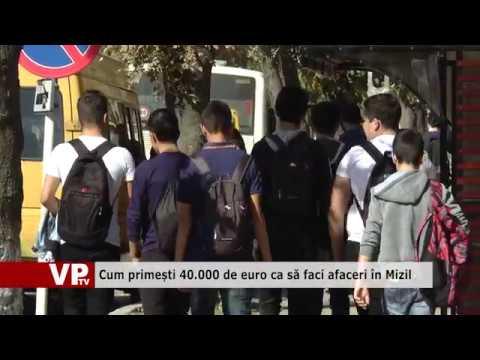 Cum primești 40.000 de euro ca să faci afaceri în Mizil