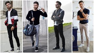 MENS OUTFIT INSPIRATION | Mens Fashion Lookbook | 4 Easy Outfits For Men