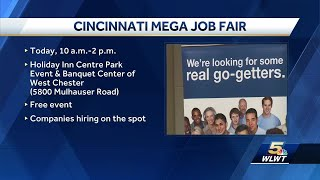 Local Companies Looking To Fill Hundreds Of Jobs At Mega Job Fair