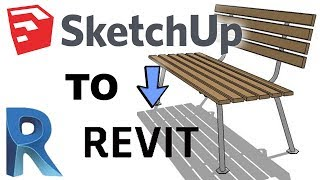 Importing SketchUp Files into Revit Tutorial