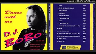 DJ Bobo – I Want Your Body (From the Album Dance With Me – 1993)