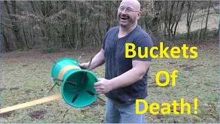 How 2 Weaponize the Magnus Effect (Buckets Of Death)