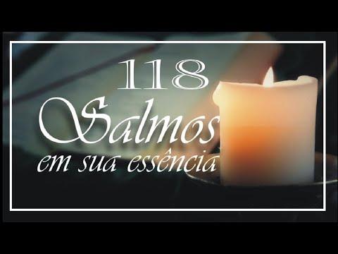 """Salmo 118 os nossos olhos estão firme no Senhor. """"PSALM 118"""