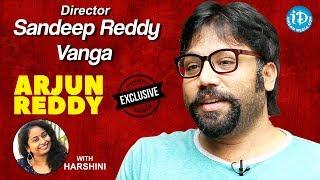 Arjun Reddy Director Sandeep Reddy Vanga Full Interview | Talking Movies With iDream | #KabirSingh