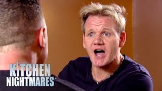 Owners Refuse To Hear Gordon Ramsay's Criticism | Kitchen Nightmares