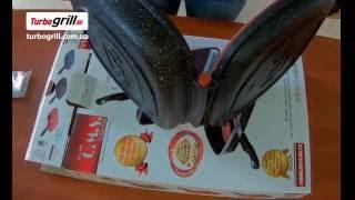 Распаковка сковороды Turbogrill