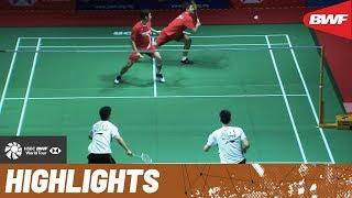 PERODUA Malaysia Masters 2020 | Quarterfinals MD Highlights | BWF 2020