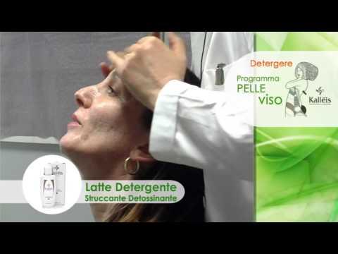 Come Applicare il Latte Detergente e il Tonico per la Detersione del Viso- Cosmetici Kallèis