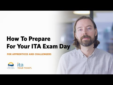 How To Prepare For Your ITA Exam Day - YouTube
