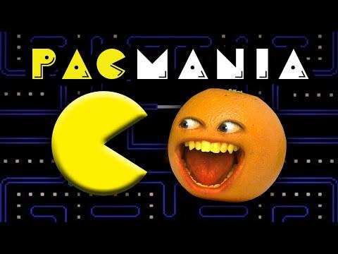 Otravný pomeranč v Pacmanii