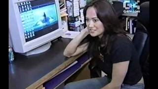 """Asia Carrera on G4TV's """"Players"""""""