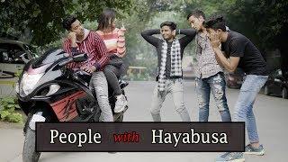 People with Hayabusa | Hayabusa Lover | Abhishek Kohli