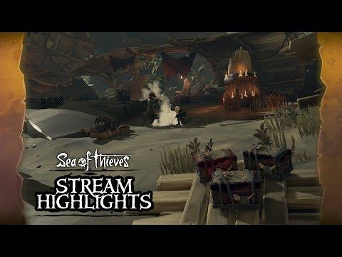Sea of Thieves Weekly Stream Highlights: Bone Box Bonanza