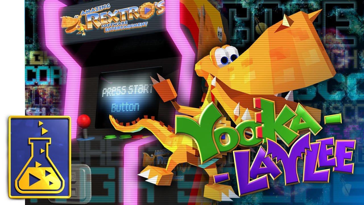 Yooka-Laylee Has Multiplayer Now