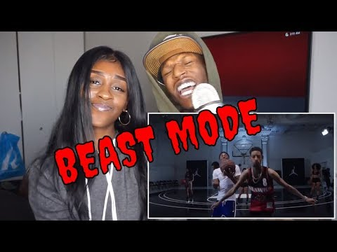 A Boogie Wit Da Hoodie - Beast Mode feat. PnB Rock & NBA Youngboy [Music Video]- REACTION!