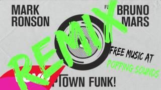 Mark Ronson - Uptown Funk ft. Bruno Mars (Dave Marque Remix)