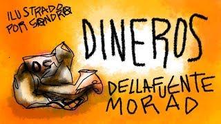 DELLAFUENTE Ft. Morad   DINEROS (LETRA)