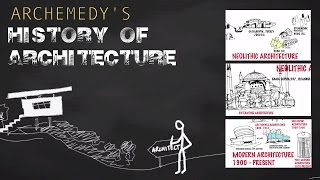 History Of Architecture | By Archemedys