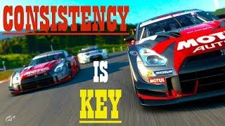 GT Sport - Consistency is the Key - Weekly Races GR.2 Fuji Speedway