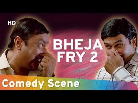 Funny Fight Between Vinay Pathak And Suresh Menon - Bheja Fry 2 - Shemaroo Bollywood Comedy