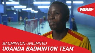 Bad minton in Uganda