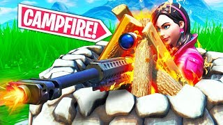 NEW CAMPFIRE TRICK!!!   Fortnite Funny WTF Fails And Daily Best Moments Ep.1230