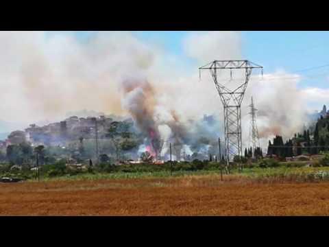 immagine di anteprima del video: Antincendio boschivo