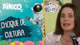 Manipulação gera alienação: Zoe Martinez fala sobre falsa realidade da mídia em Cuba