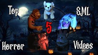 Top 5 SML Horror Videos
