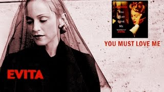 Madonna - You Must Love Me/I'd Be Surprisingly Good For You (Orchestral)