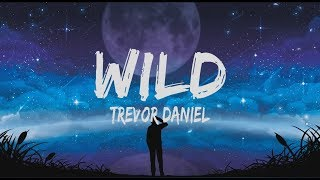 Trevor Daniel   Wild (Lyrics)