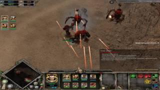 Warhammer 40,000: Dawn of War Dark Crusade Захват Горы Гипериона.