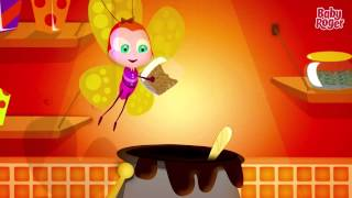 Borboletinha Está na Cozinha – Baby Roger