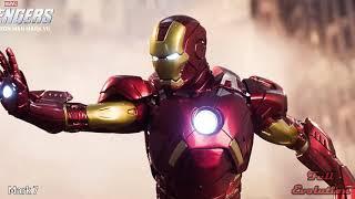 Эволюция кастюмов Железного человека _ Разбор / MARK 7 - MARK 14 \ Часть: 2