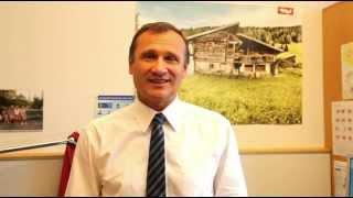Richard Seeber - Europäisches Parlament - EVP Fraktion