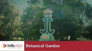 Government Botanical Gardens in Ooty
