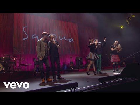 Banda Joaquin Sabina - La Cancion de los Buenos Borrachos (Directo)