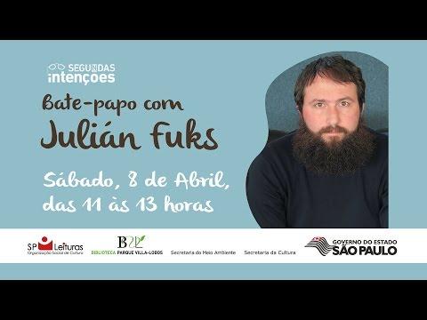 Segundas Intenções na BVL - Julián Fuks
