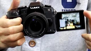 На что мы снимаем: обзор камеры Panasonic Lumix G80