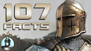 107 FOR HONOR Facts YOU Should Know | The Leaderboard