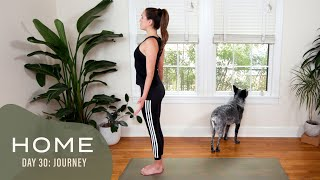 Home-Day 30-Journey | 30 Days of Yoga With Adriene